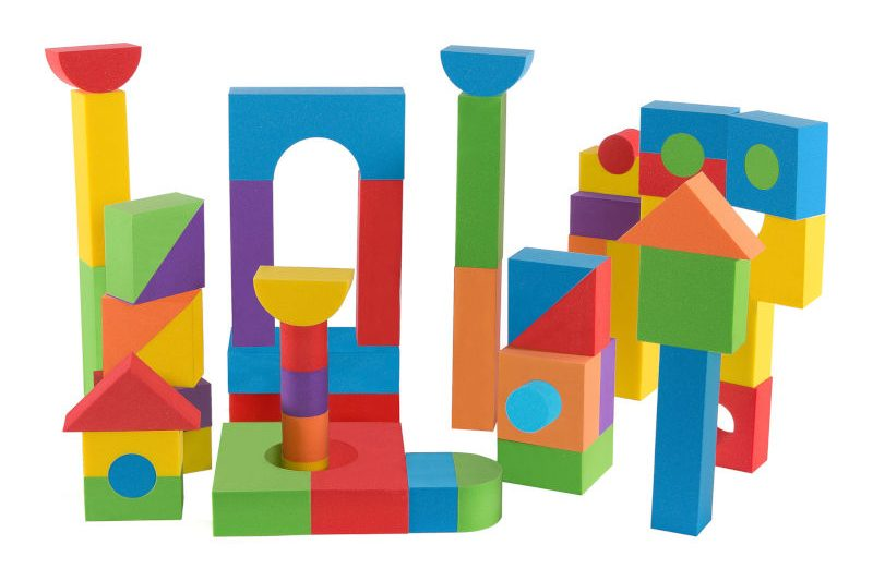 Foam Building Blocks Giveaway (Ends 10_31) @PremiumJoy