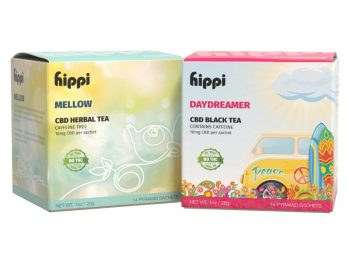 Hippi CBD Tea Giveaway (2 Winners _ Ends 10_31) @DrinkHippiTea
