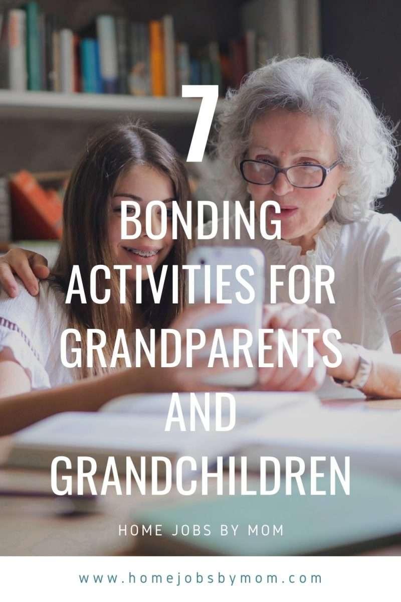 7 Bonding Activities for Grandparents and Grandchildren