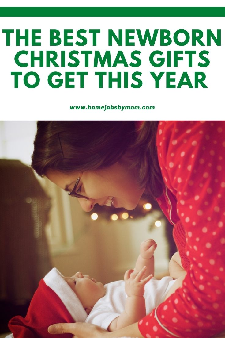 The Best Newborn Christmas Gifts to Get this Year