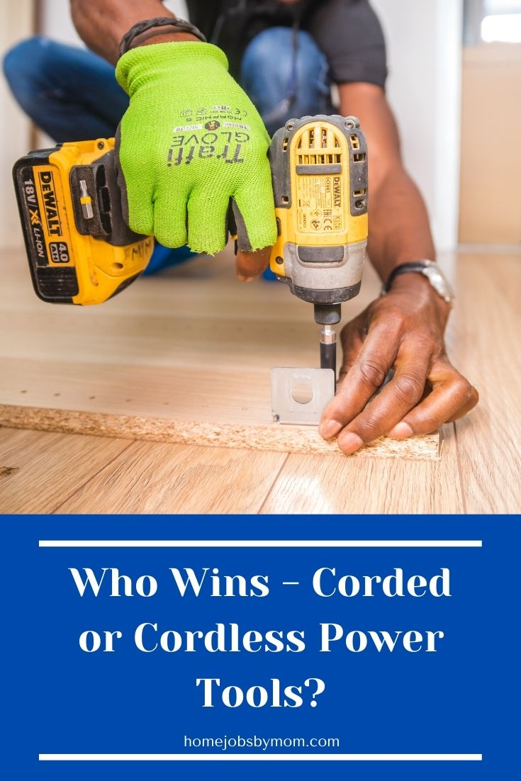 Who Wins - Corded or Cordless Power Tools_