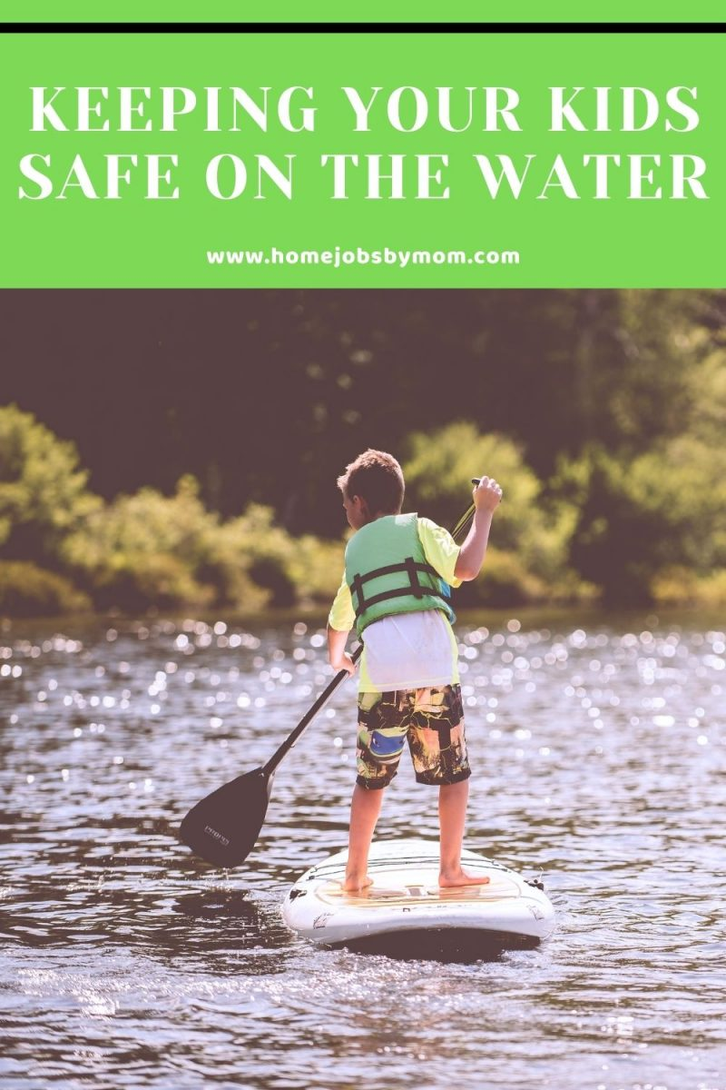 Keeping Your Kids Safe On the Water