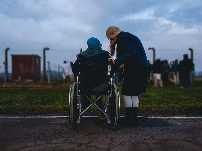 caregiver elderly senior