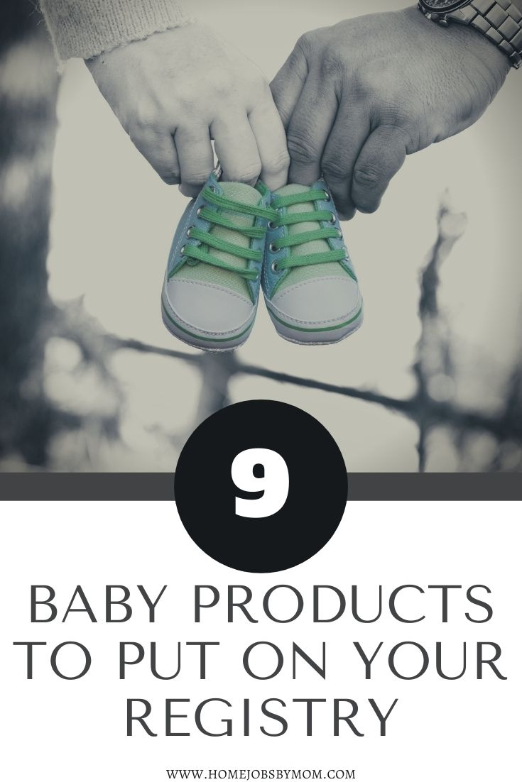 9 Baby Products to Put on your Registry