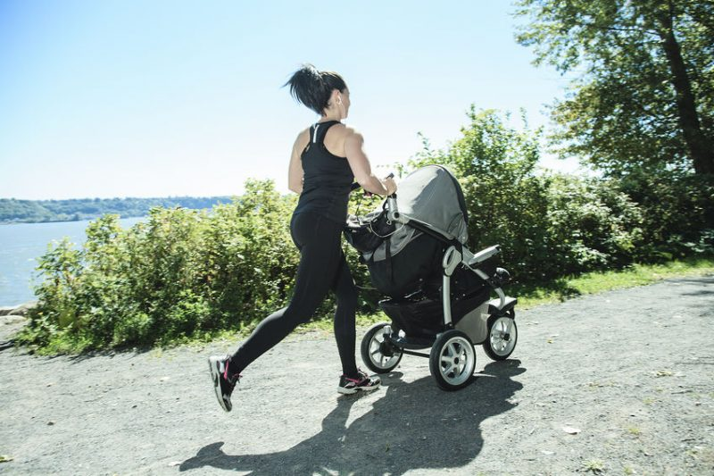 How to Make Running with a Jogging Stroller a Delightful Experience