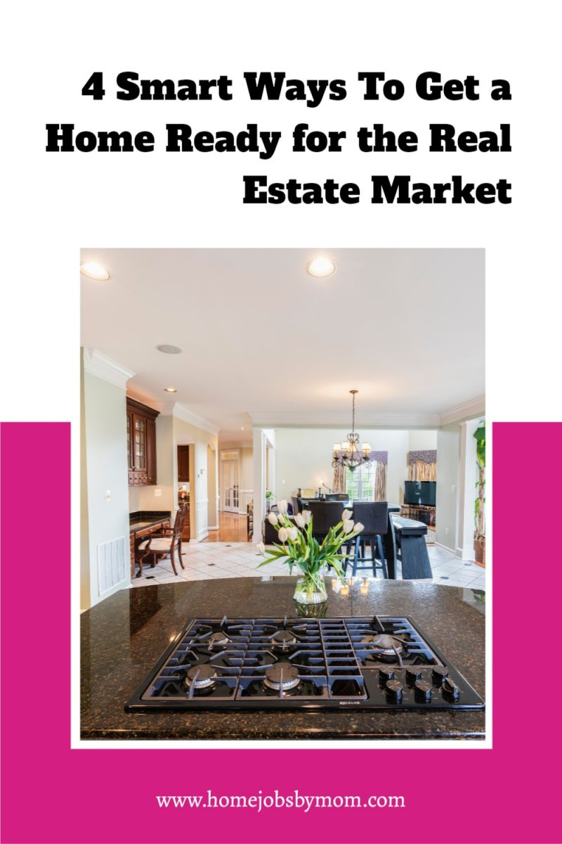 4-Smart-Ways-To-Get-a-Home-Ready-for-the-Real-Estate-Market