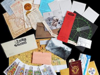 escape mail game