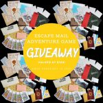 Escape Mail Adventure Game giveaway