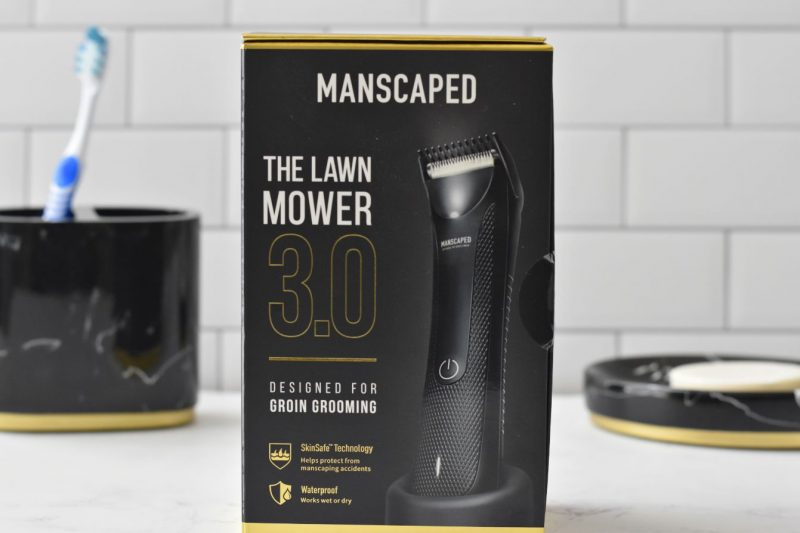 manscaped grooming