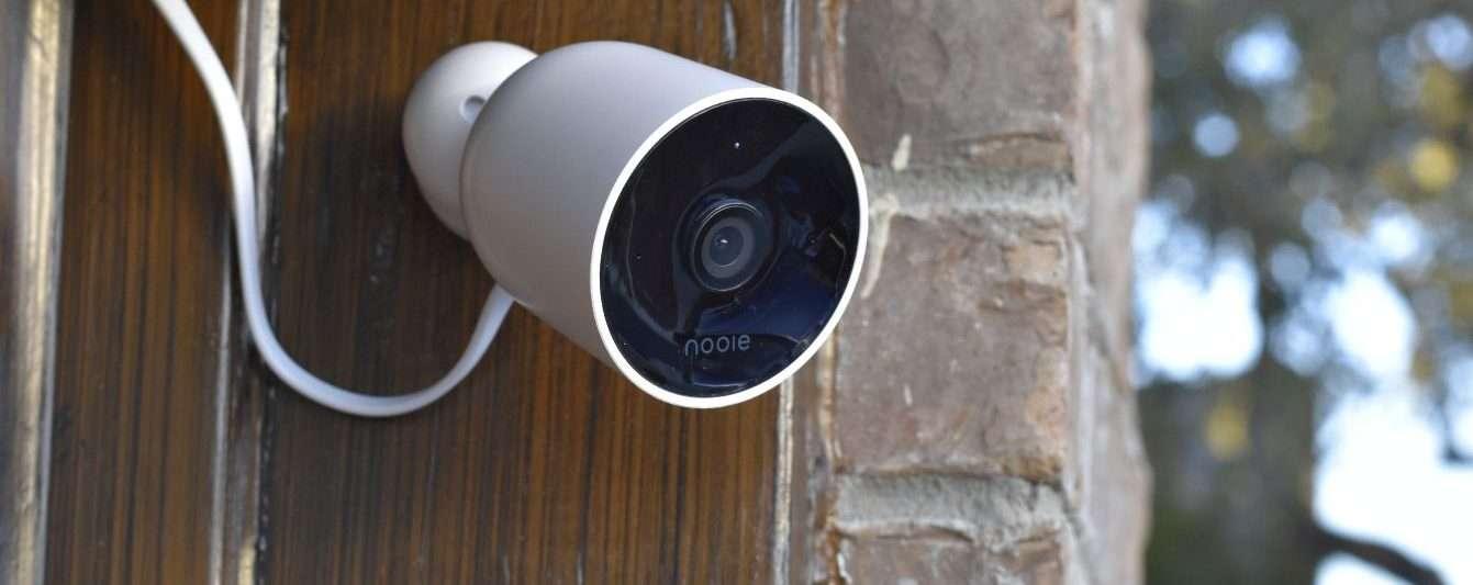 nooie outdoor camera security