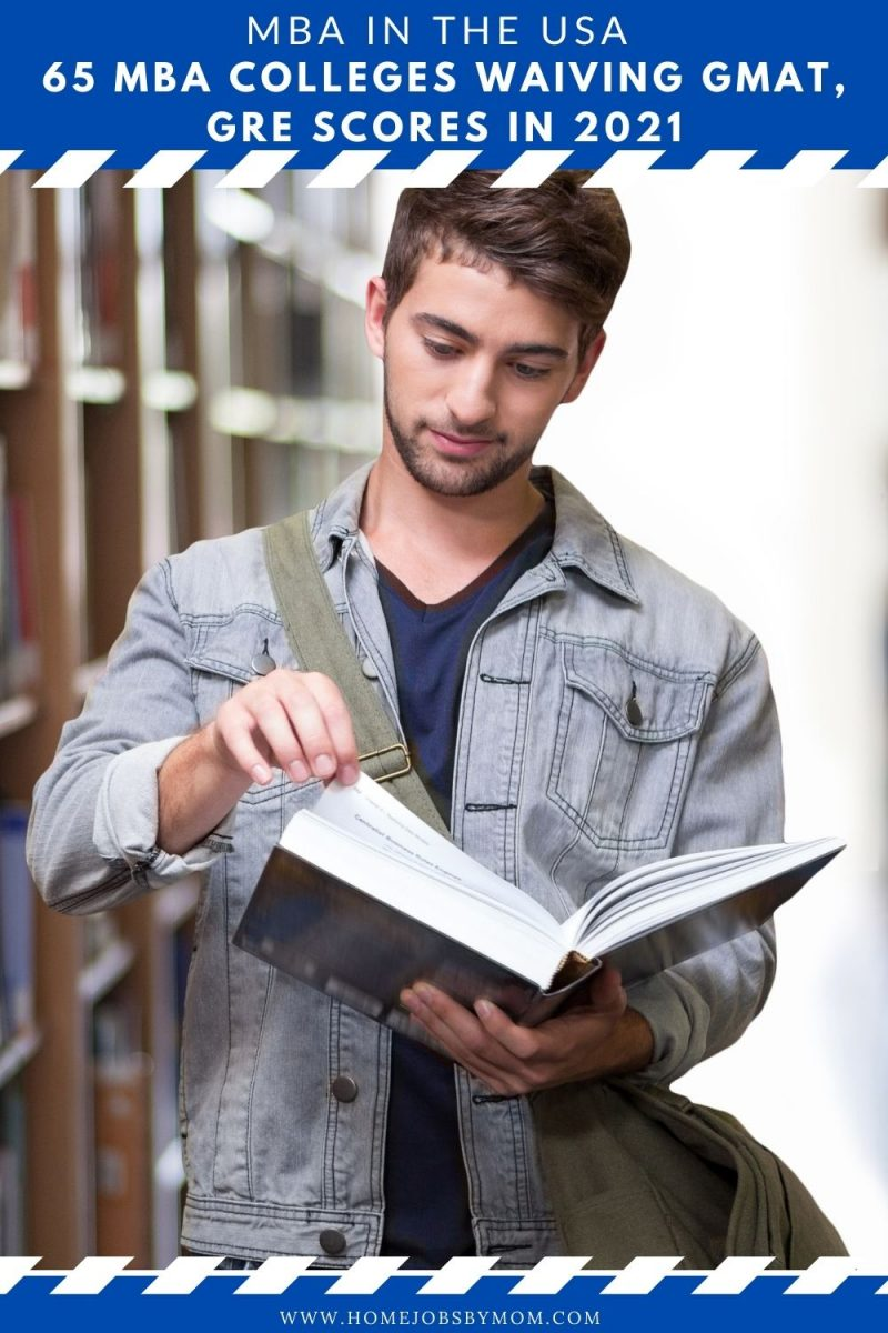 MBA in the USA_ 65 MBA Colleges Waiving GMAT, GRE Scores in 2021