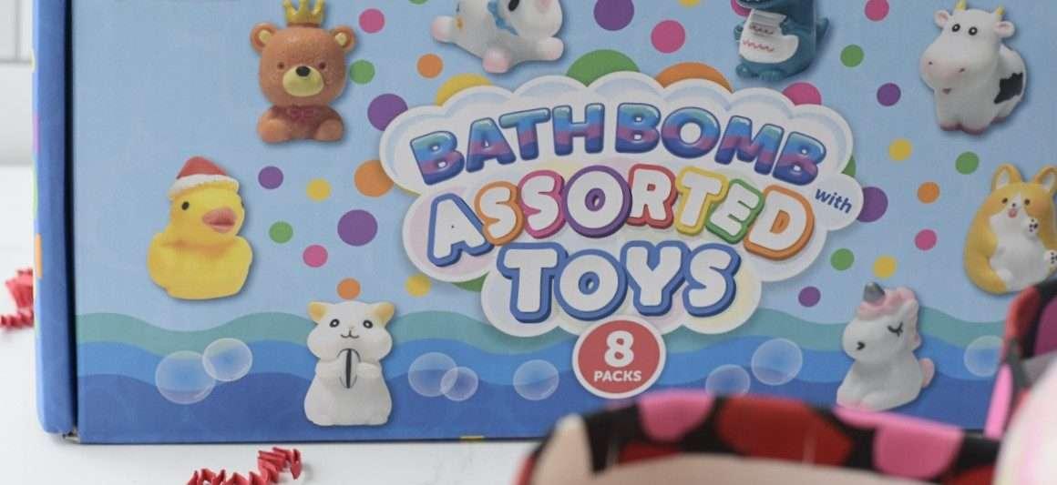 joyin toy bath bombs