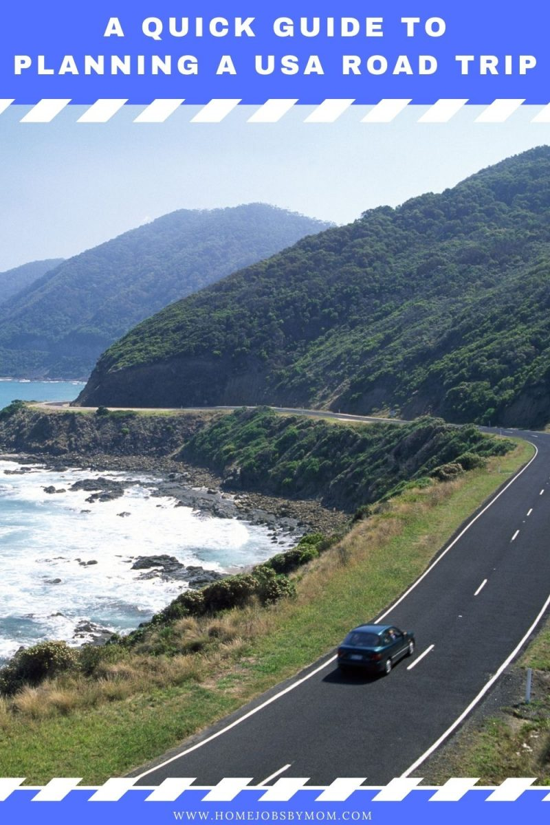 A Quick Guide to Planning a USA Road Trip