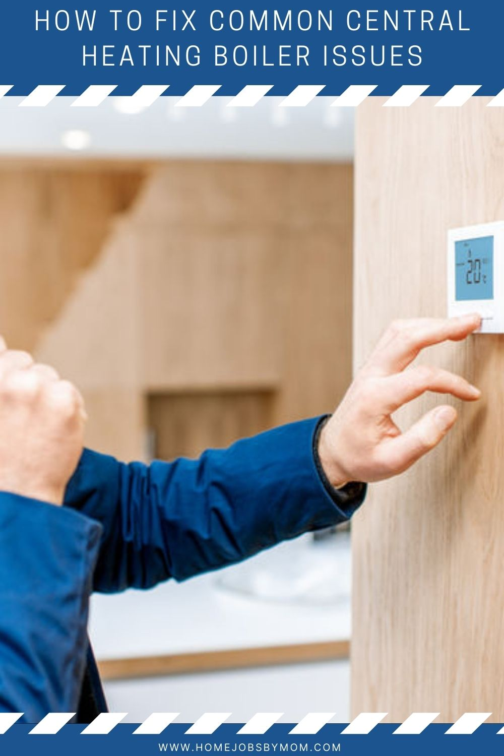 How To Fix Common Central Heating Boiler Issues