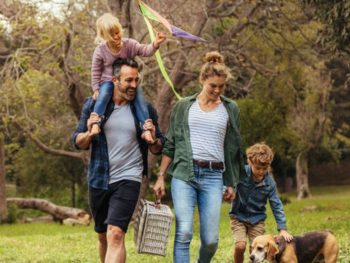 How To Plan The Perfect Family Day At The Park