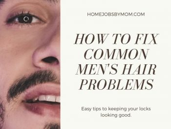 How to Fix Common Men's Hair Problems