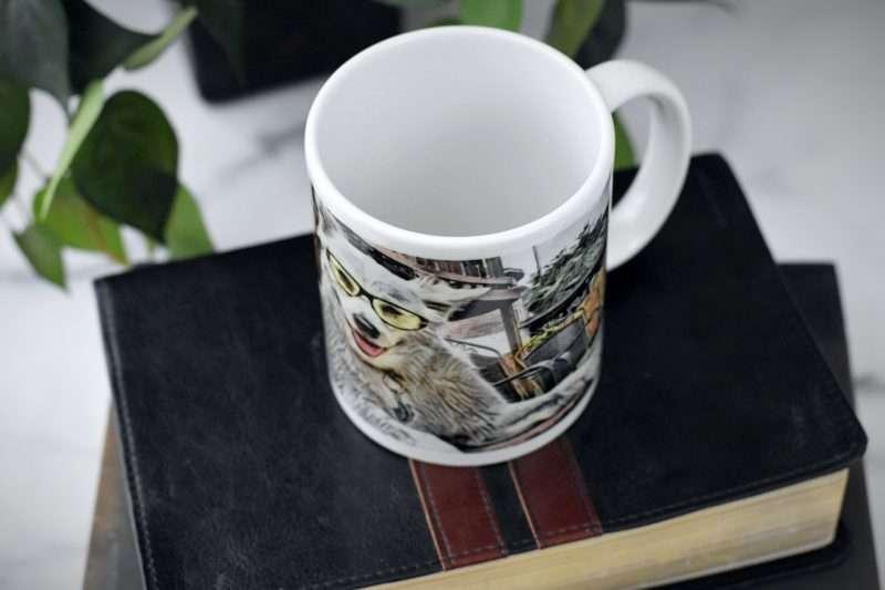 pet memorial mug