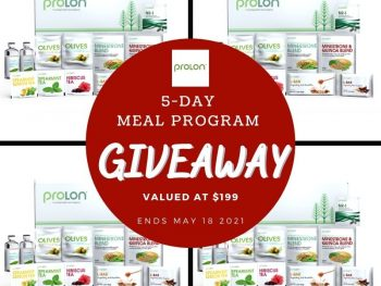 ProLon 5-Day Meal Program