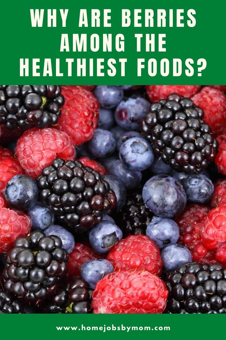 Why are Berries Among the Healthiest Foods