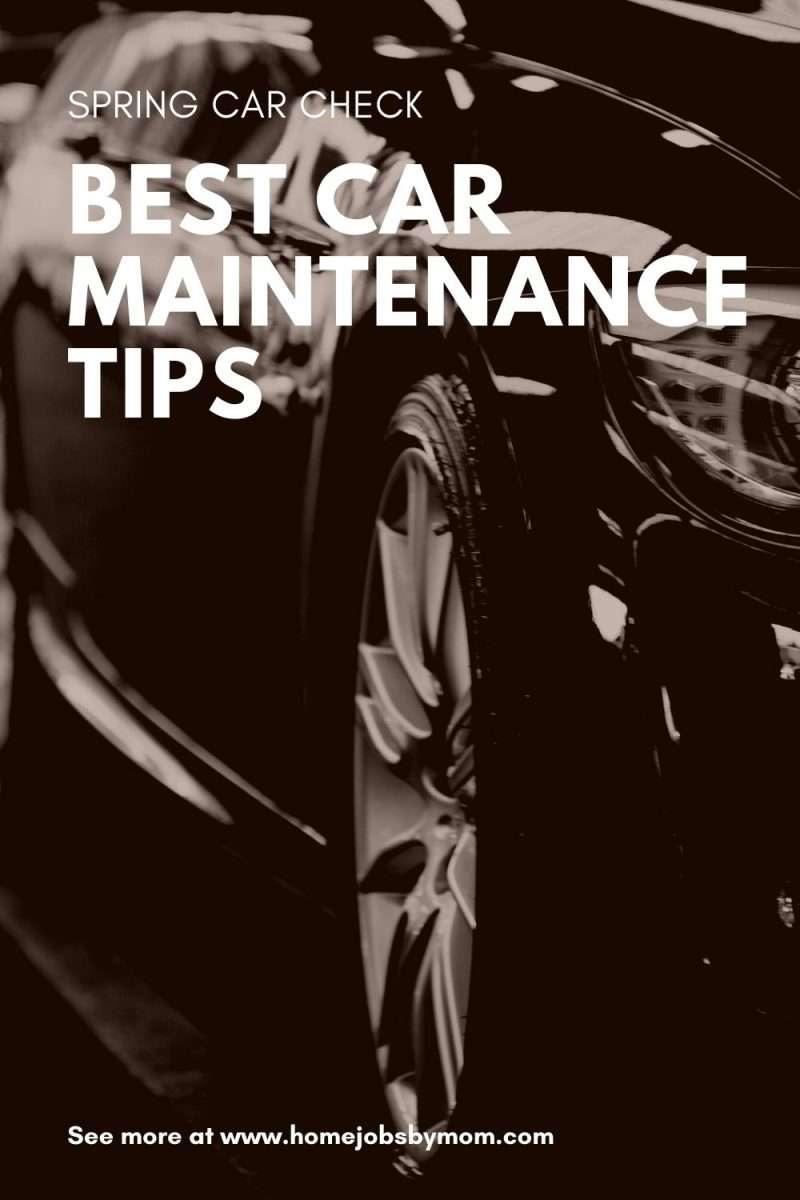 Best Car Maintenance Tips