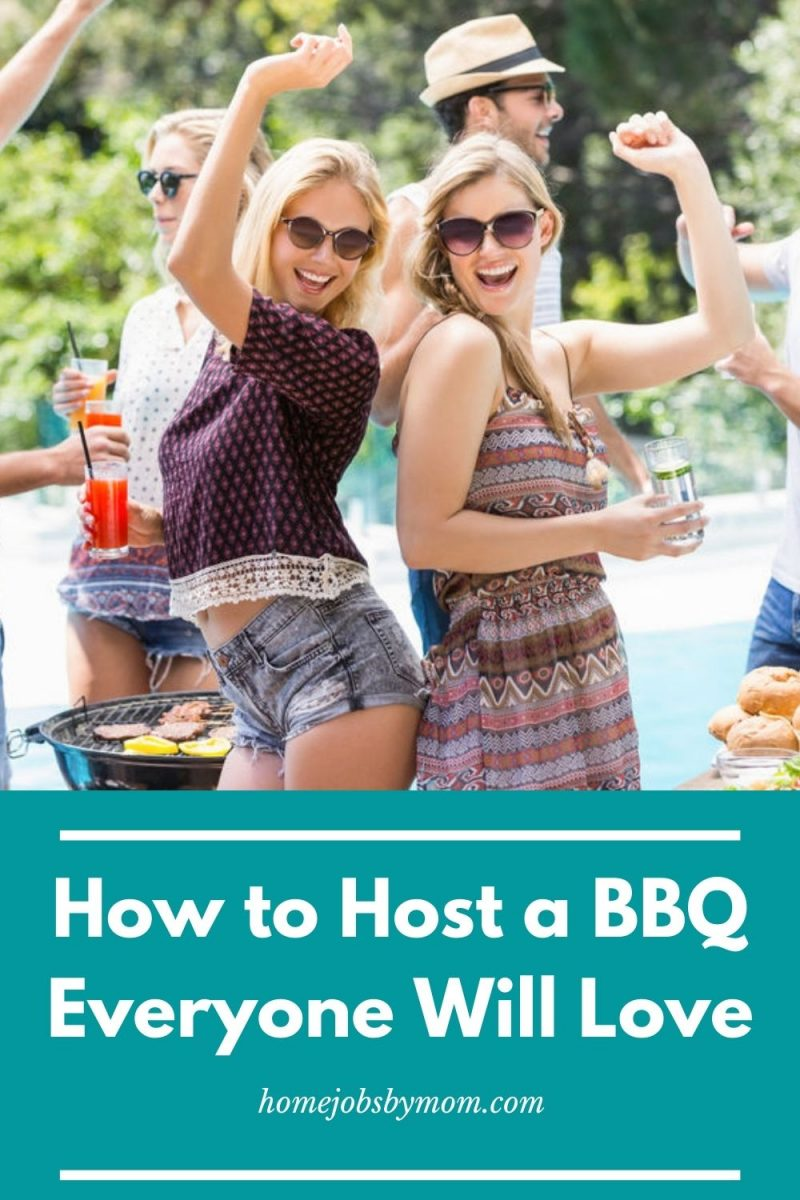 How to Host a BBQ Everyone Will Love