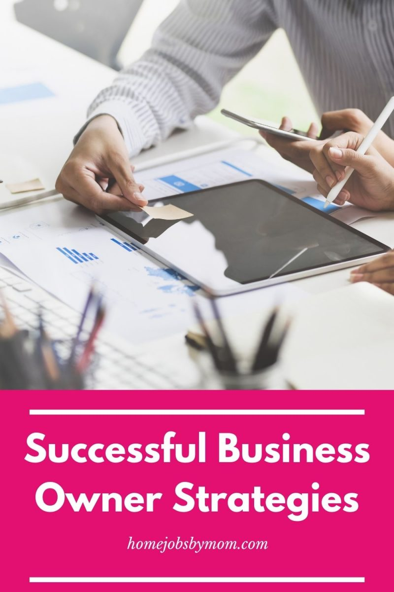 Successful Business Owner Strategies