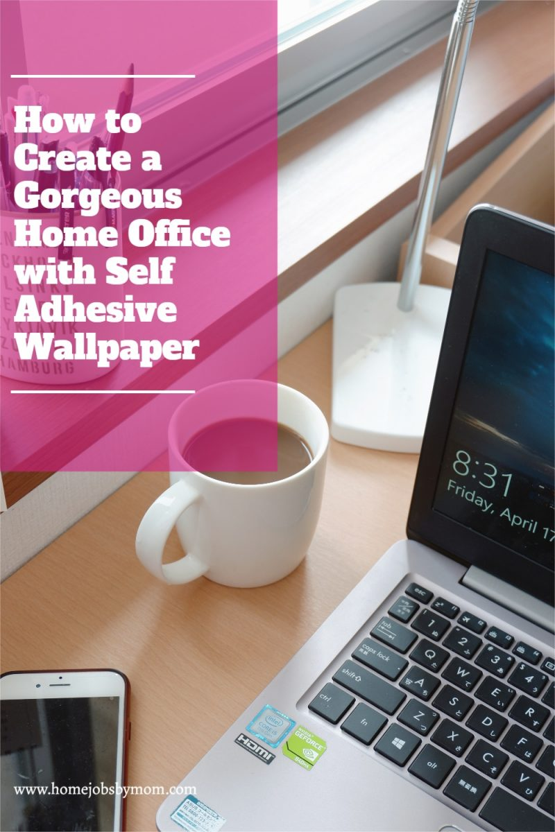 How-to-Create-a-Gorgeous-Home-Office-with-Self-Adhesive-Wallpaper