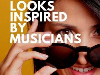 Sunglass Looks Inspired by Musicians