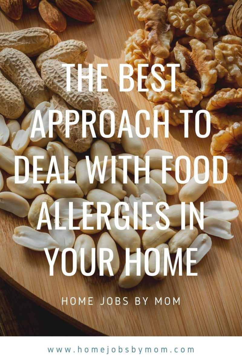 The Best Approach to Deal with Food Allergies in Your Home