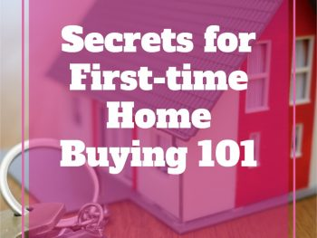 Secrets-for-First-time-Home-Buying-101