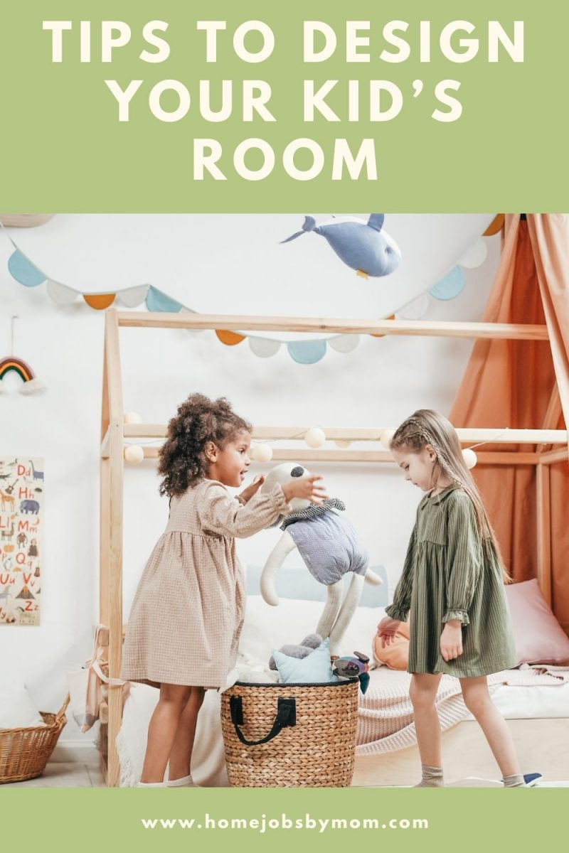 Tips to Design Your Kid's Room