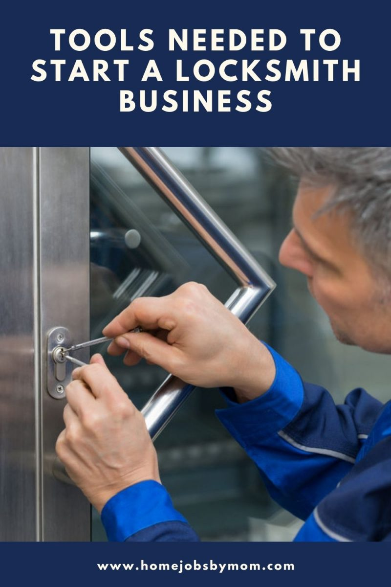 Tools Needed To Start A Locksmith Business