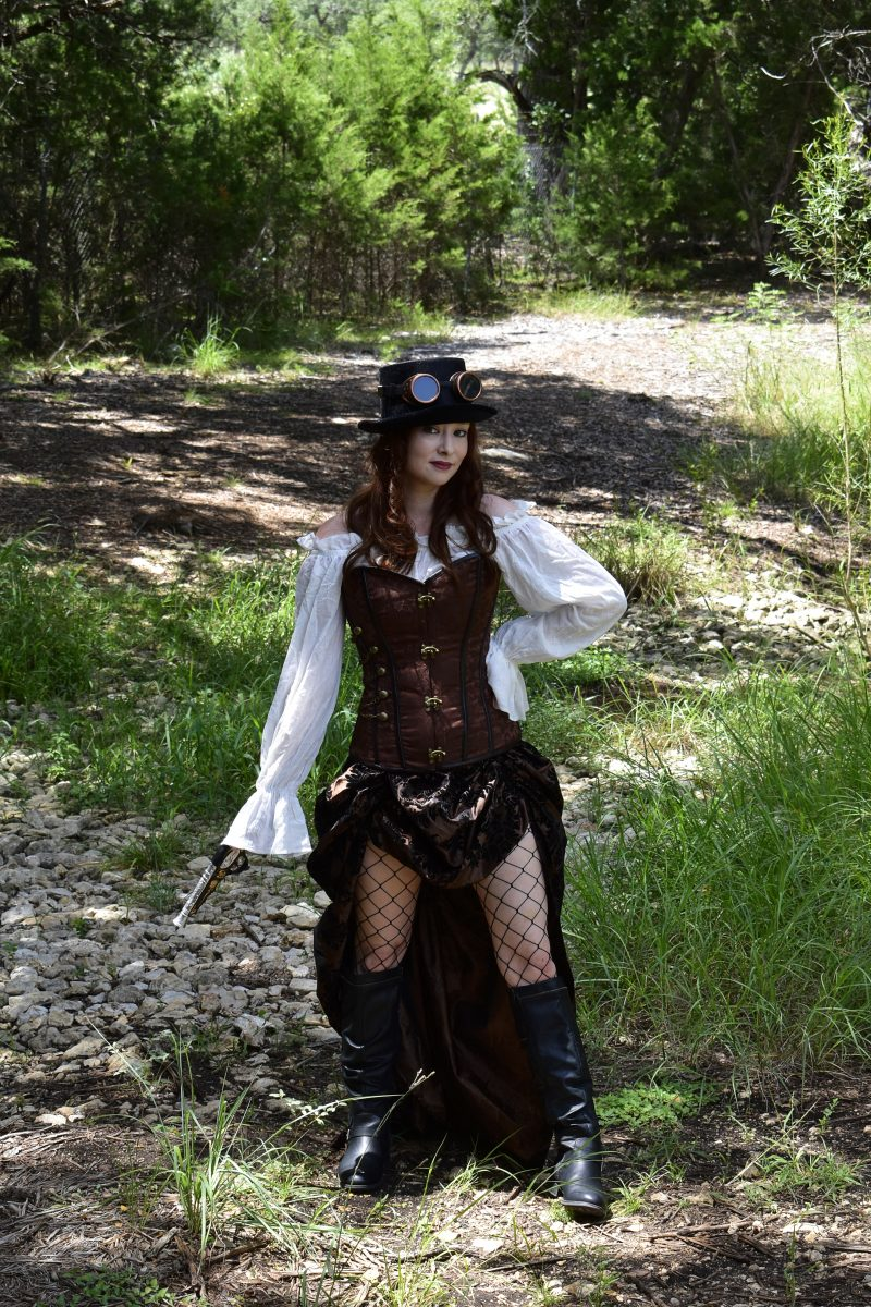 Machinery Steampunk Costume