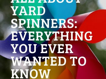 All About Yard Spinners Everything You Ever Wanted To Know