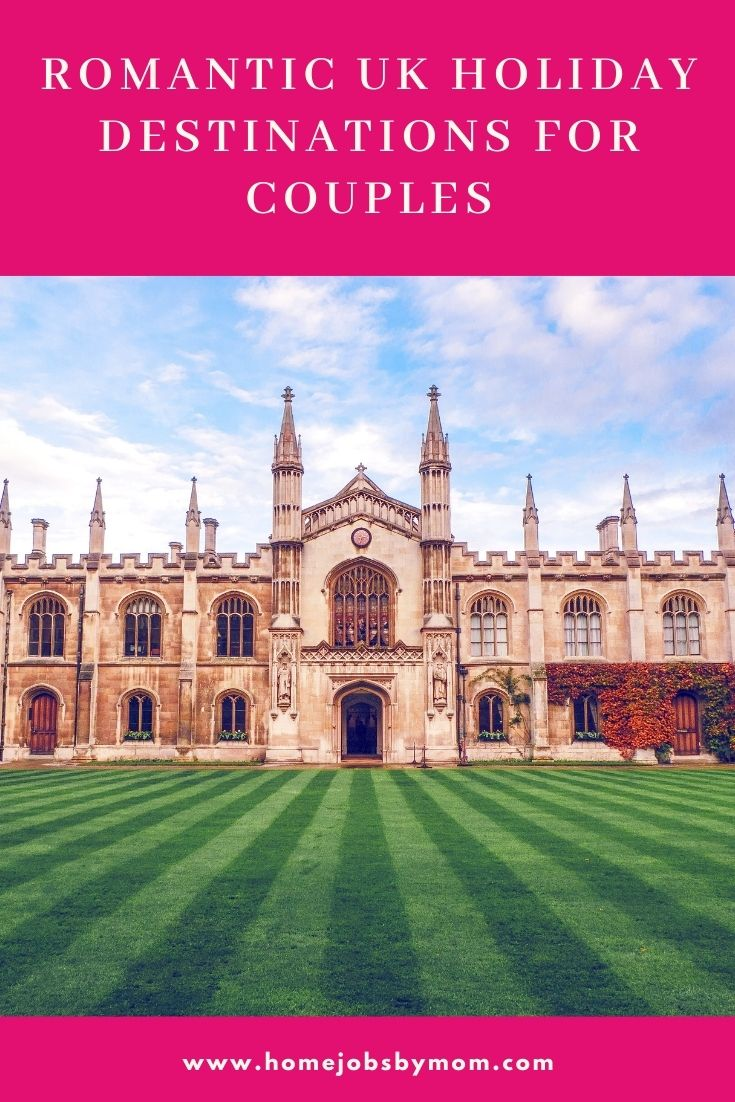 Romantic UK Holiday Destinations for Couples