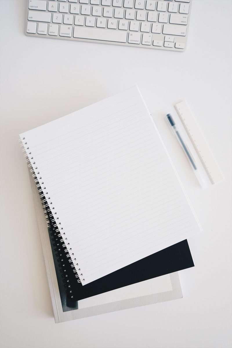 notebook for school school supplies