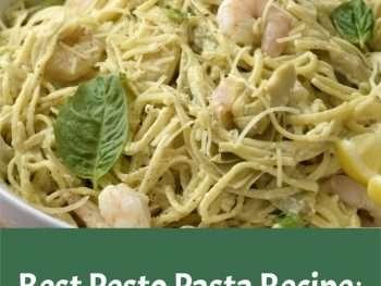 pesto pasta barilla