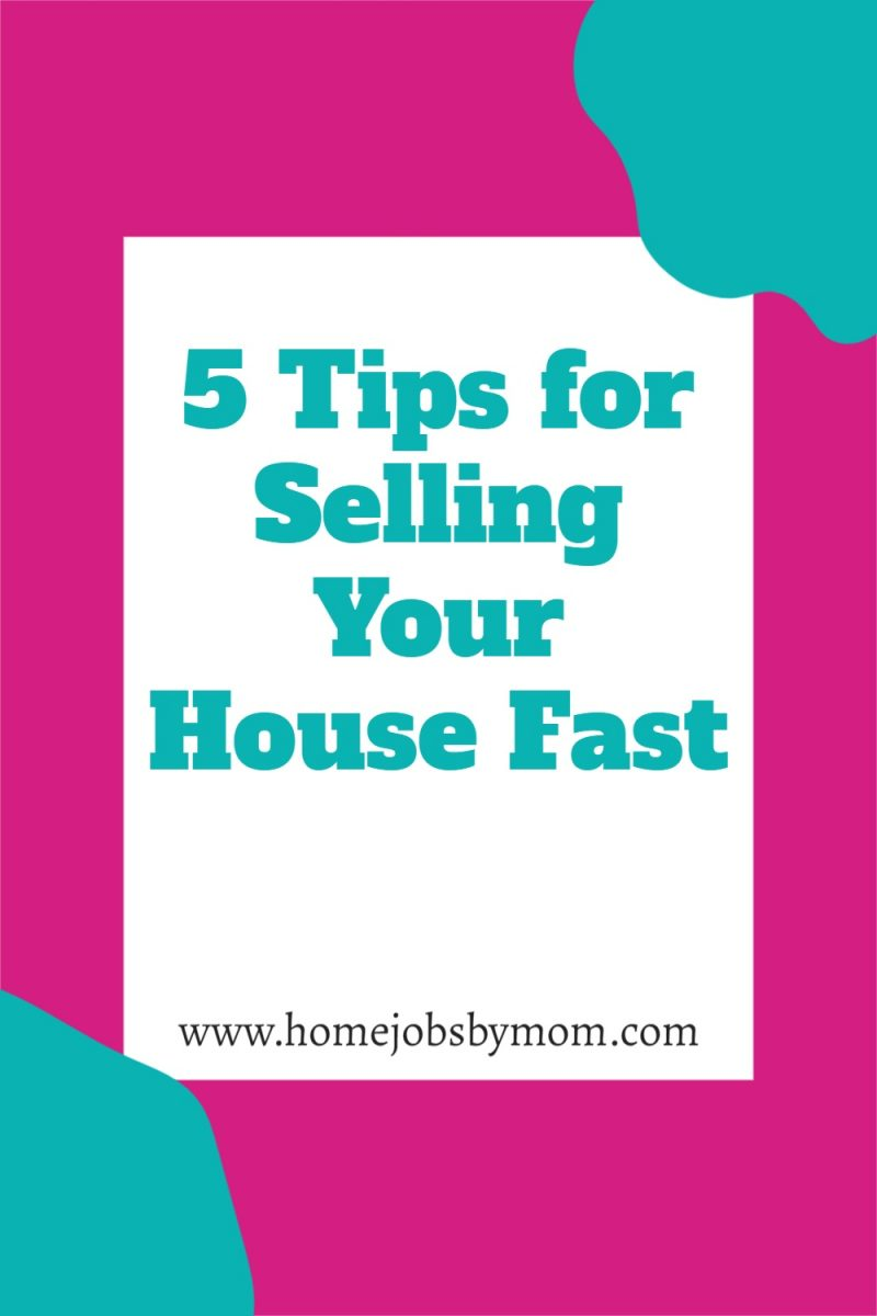 5-Tips-for-Selling-Your-House-Fast