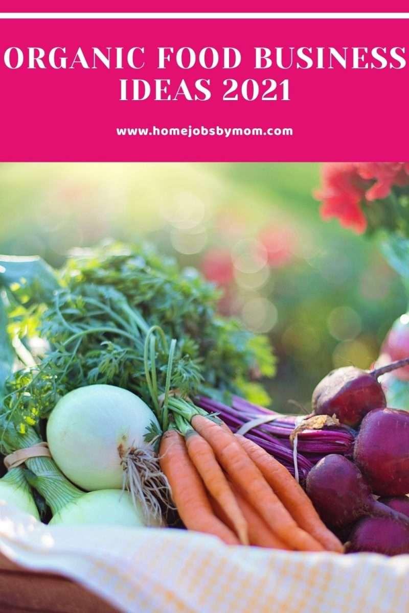 Organic Food Business Ideas 2021