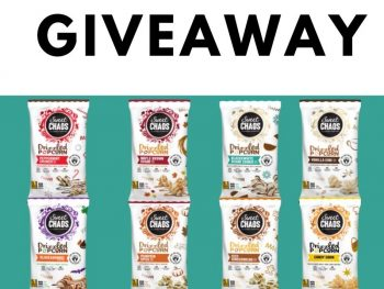 Sweet Chaos Popcorn Seasonal Drizzles Giveaway (Ends 1125) #JoinTheChaos